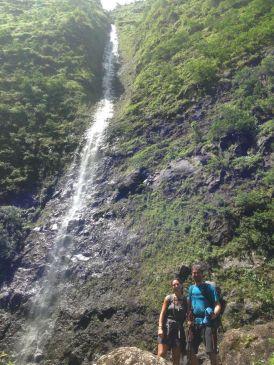 Hanakoa Falls