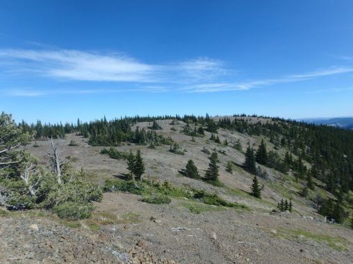 Fifth Summit Plateau