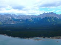 Across the Kananskis Valley