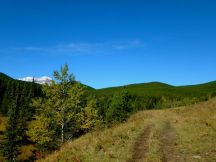 On the Volcano Ridge Trail