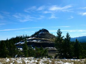 South Volcano Ridge