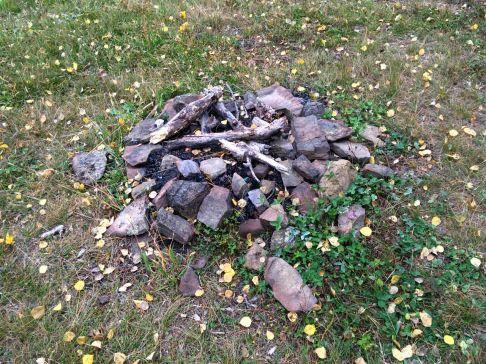 Hilltop Campfire